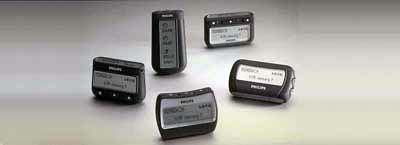 range of samll Philips multiline pagers